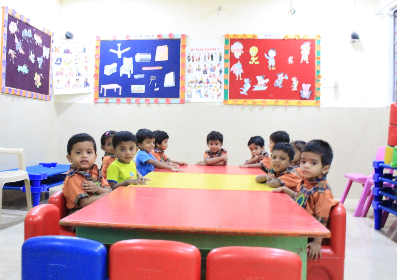 Vidvas Kids School Mla Colony gallery images